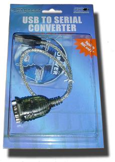Sabernet USB to Serial Converter